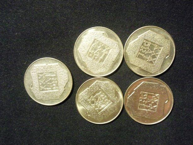 Stare monety 200 zł XXX Lat PRL Srebro