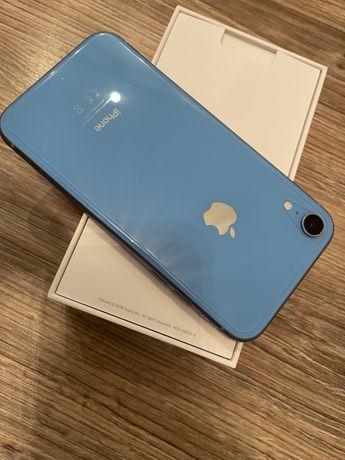 iPhone XR 128 GB blue