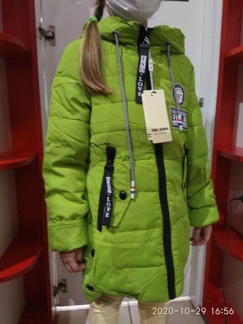 Куртка демисезонная.140р