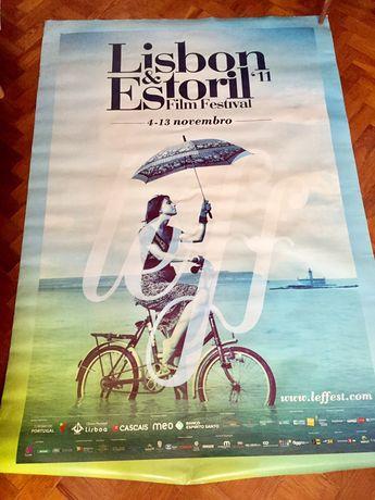 Poster do Estoril Film Festival de 2011
