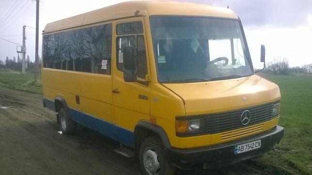 Мерседес 508 автобус