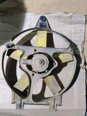 fiesta мк 3 вентилятор охлаждения