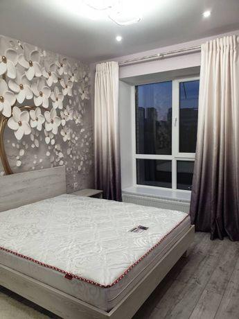 Аренда 2к квартиры в новострой ЖК Ривер Парк, набеежная, победа