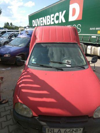 Opel combo пасс. 2 авто