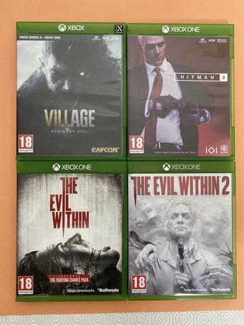Jogos Xbox One/ Series X