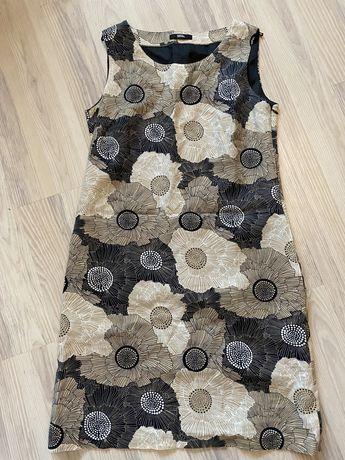 Новое платье Marks & Spencer лен размер М 38