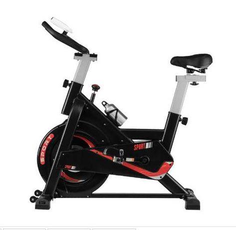 Rower stacjonarny treningowy mechaniczny fitness