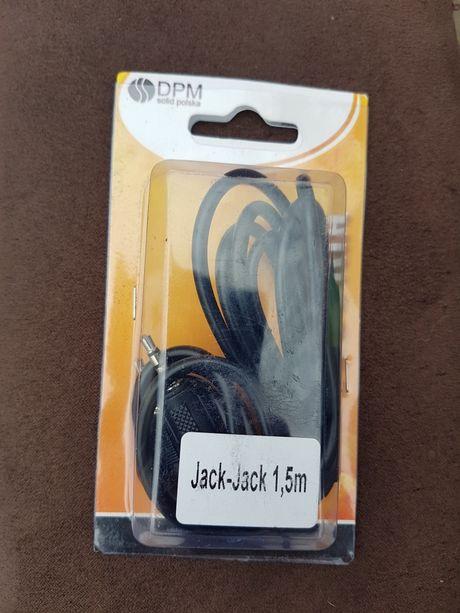 Kabel przewód jack jack 3,5mm aux