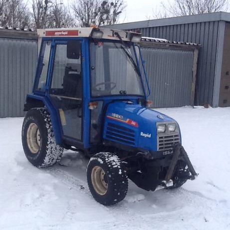 ISEKI 330 4X4 Komunalny Ogrodowy traktor minitraktor