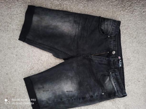 paczka ubrań, spodenki, spodnie