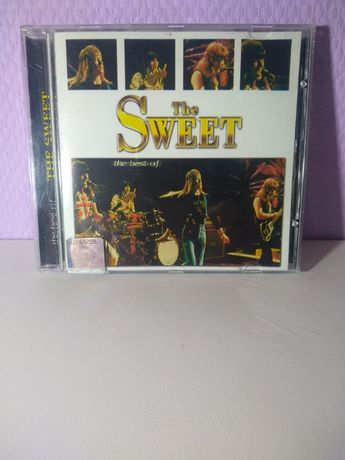 Plyta CD The Sweet The Best Of...