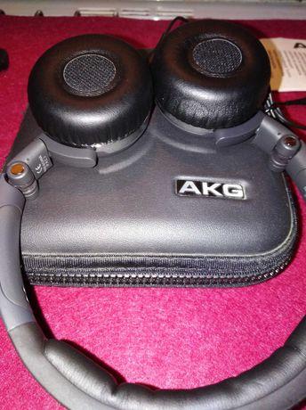 """AUSCULTADORES - """"AKG - modelo K 480 NC"""" - como Novos"""