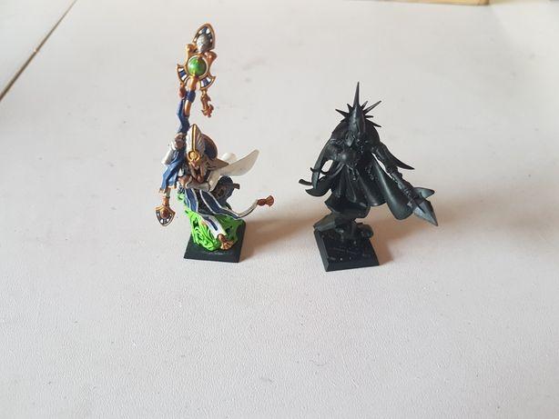 2x Mag High Elves Warhammer FB