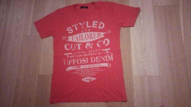 T-shirt Tifossi como nova, tamanho M