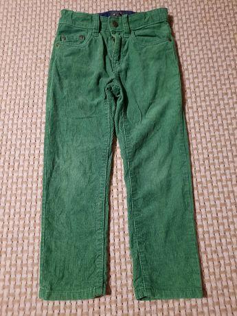 Брюки штаны вельветы вельветовые H&M 4 5 лет 110 см