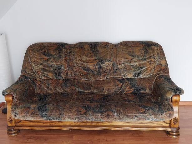 Kanapy w starym stylu