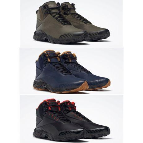 Мужские зимние ботинки кроссовки Reebok TRAIL CHASER III оригинал