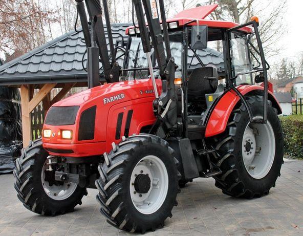 #Ciagnik Farmer 8244c2+TUR/1wł/Krajowy/Oryginał/Stan Idealny/Mtz,Zetor