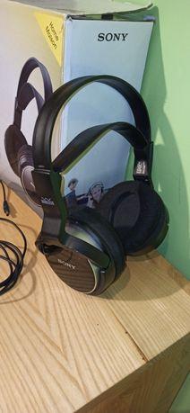 Bezprzewodowe słuchawki SONY Wireless zestaw
