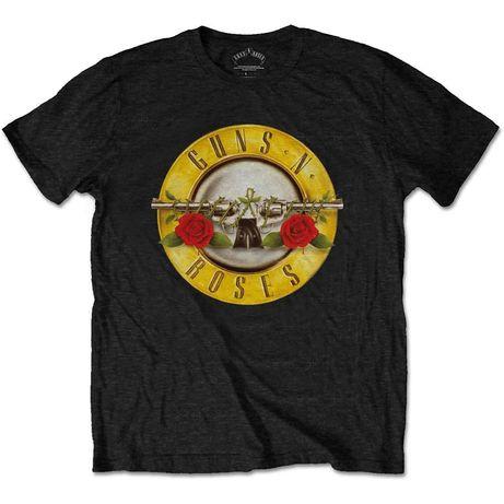 Tshirt guns n roses u2 rolling ac dc mettalica rolling stones doors