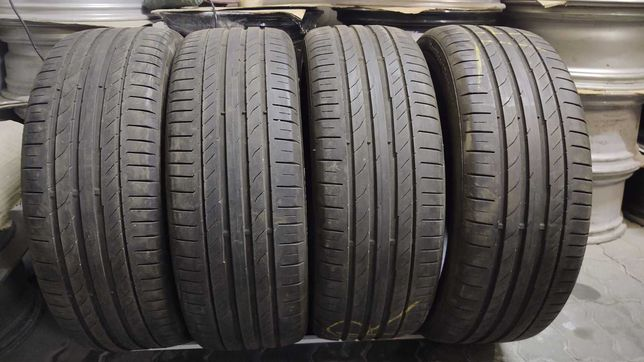 225/45/R19 92W Continental CSC 5 2018 резина шины покрышки