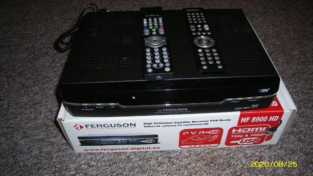 Tuner SAT Ferguson HF8900HD
