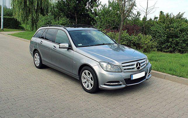 Mercedes C klasa W204 LIFT w idealnym stanie