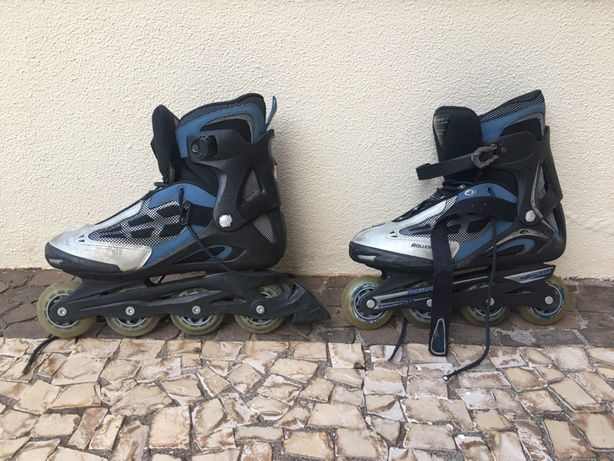 Vendo patins da marca Rollerblade