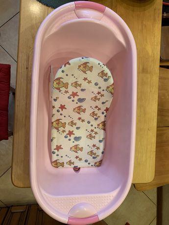 Фирменная детская ванночка Mothercare горка в подарок