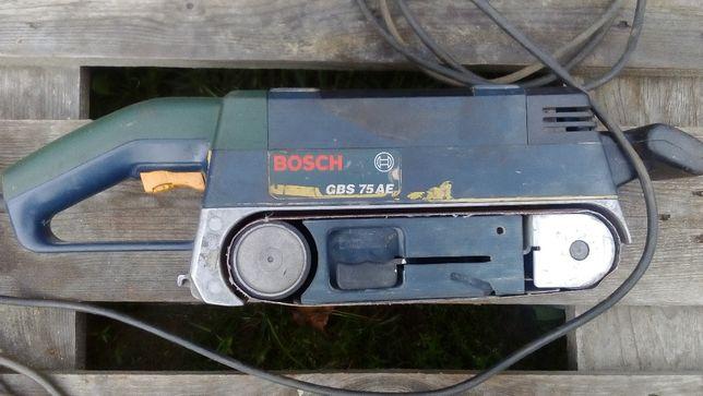 szlifierka Bosch GBS 75 AE
