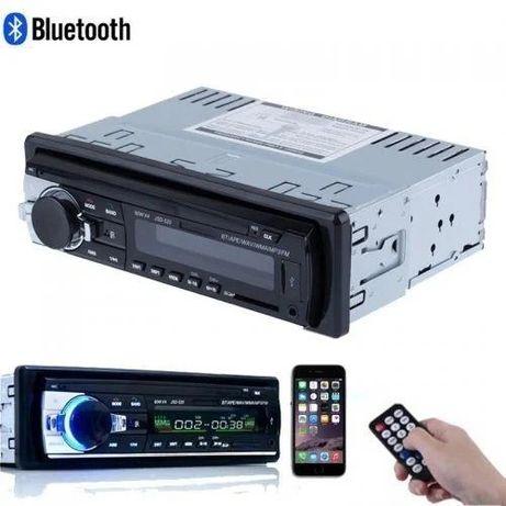 Мощная Автомагнитола Pioneer bt520, Bluetooth,2 usb,AUX