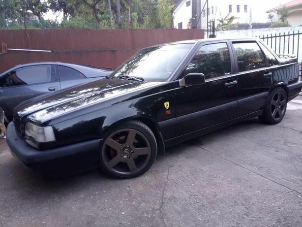 Volvo 850 2.0T GLT (Clássico)