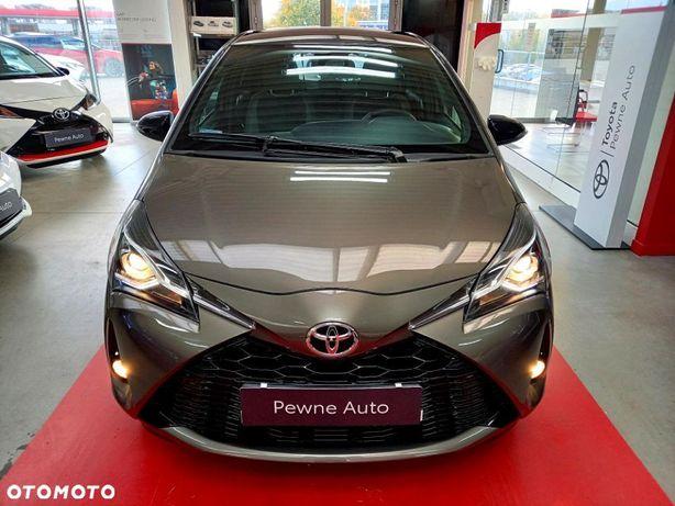 Toyota Yaris REZERWACJA 1.5 Selection Platinum Salon Toyota Carter
