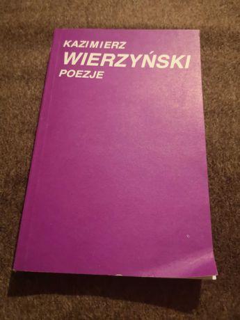 """Kazimierz Wierzyński """"Poezje"""""""