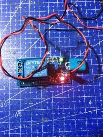 Регулятор влажности, реле контроля влажности, гигрометр