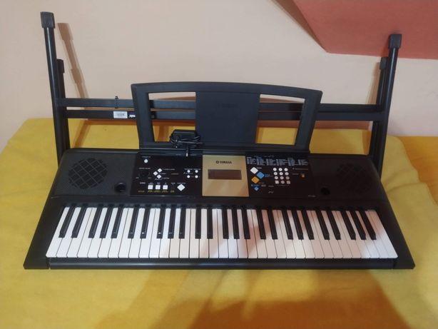Yamaha YPT -220 Keybord +statyw