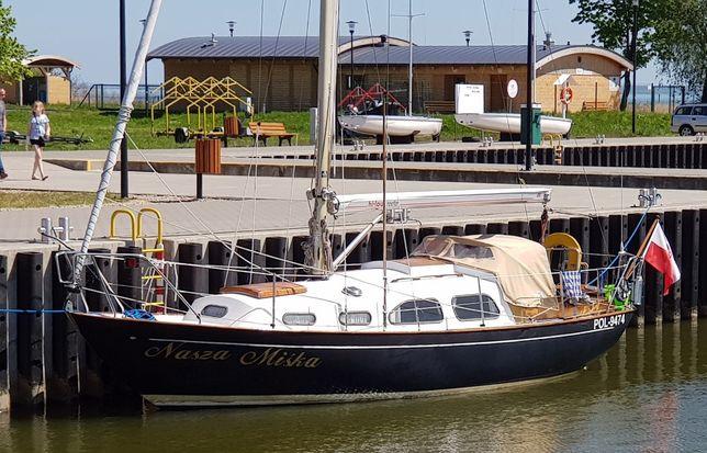 Jacht żaglowy morski Bianca 27 1970r.