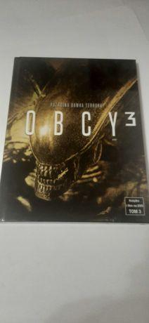 Obcy 3 ksiazka+ plyta dvd