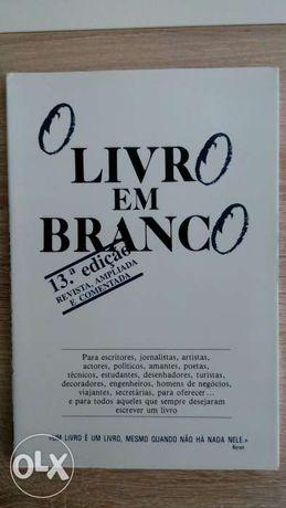 O livro em branco