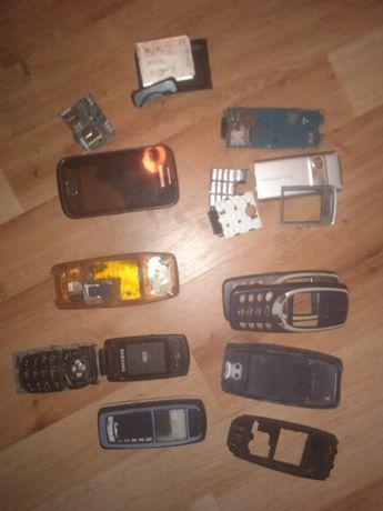 Telefony Lg Samsung