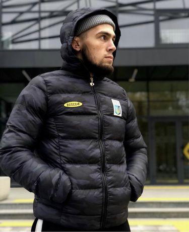 Курточка Bosco, курточка для спортсменов Bosco, зимняя курточка