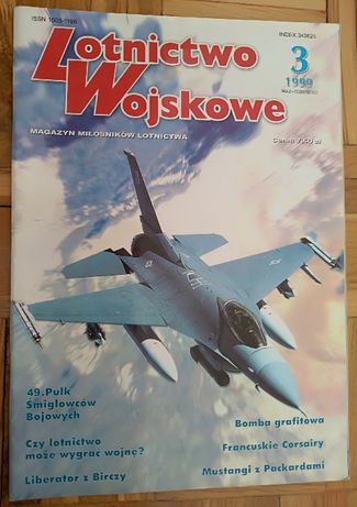 Lotnictwo Wojskowe nr 3/1999