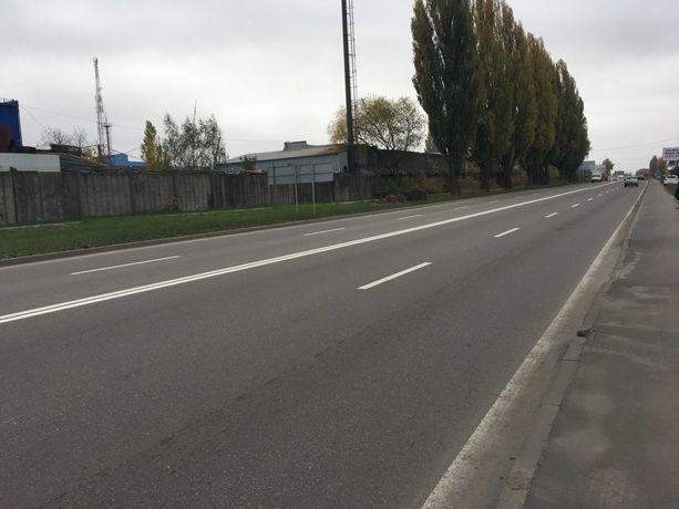 Продам фасадный участок земли 34сотки, фасад 40м Святопетровское