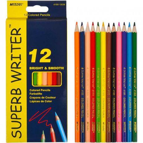 Цветные карандаши Marco по оптовым ценам