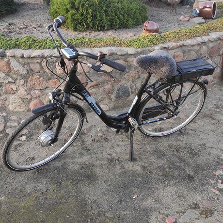 Rower bbf como e-bike damski 28
