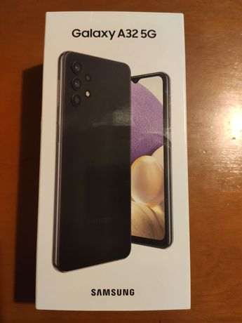 Samsung Galaxy A32 5G 128GB Awesome Black Dual SIM
