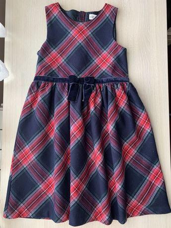 Нарядне плаття H&M 9-10 р
