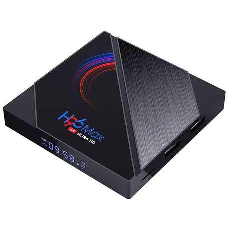 [NOVO] Box H96 Max H616 4K 4GB/32GB Android 10 - Android TV
