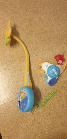 Elektorniczna kołysanka dla dziecka
