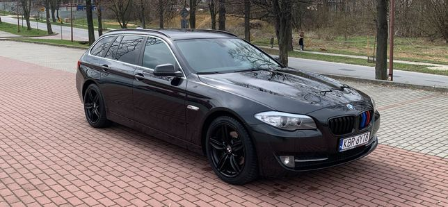 BMW 520d 185KM 2013r. Shadow Line - Gwarancja Raty Zamiana